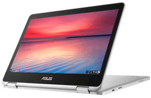 Asus Chromebook C302 Laptop Theater Mode