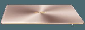 Asus Zenbook UX390 Laptop Closed Lid