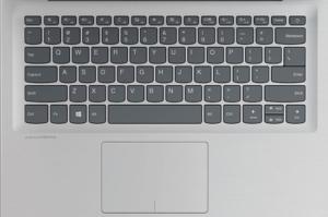 Lenovo IdeaPad 320S Laptop Keyboard and Trackpad