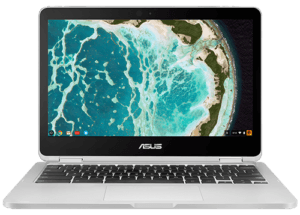 Asus Chromebook C302 Laptop Front