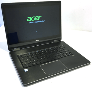 Acer R14 R5 Laptop Left Angle