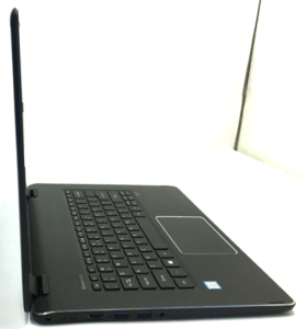 Acer R14 R5 Laptop Left Profile