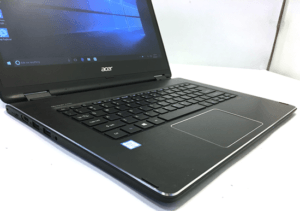 Acer R14 R5 Laptop Palmrest