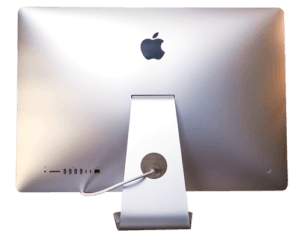 Apple iMac 27 back