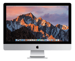 Apple iMac 27-inch 5k retina display