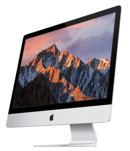 Apple iMac 27 Right Angle