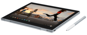Google Pixelbook Laptop Tablet