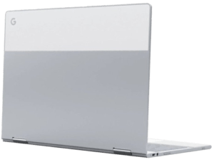 Google Pixelbook Laptop Back