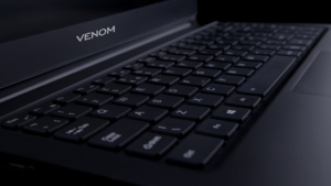 Venom BlackBook Zero 14 Laptop Keyboard