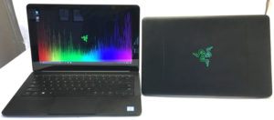 Razer Blade Laptops Front and Back
