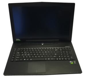 Aorus X7 V6 Laptop Front