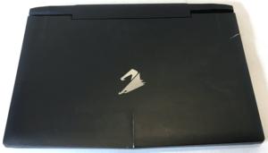 Aorus X7 V6 Laptop Lid