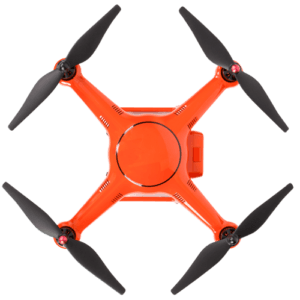 Autel Robotics-X Star Drone from Above