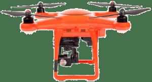 Autel Robotics-X Star Drone right side