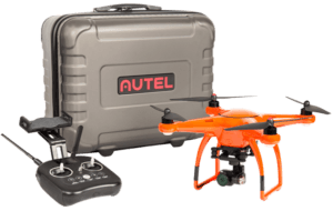 Autel Robotics-X Star Drone with Controller and Case