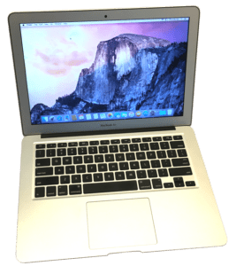 Macbook Air 13 Left Angle