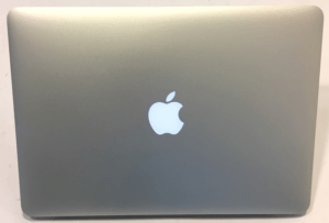 Macbook Air Laptop Apple Logo
