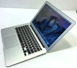 Macbook Air Laptop Right Side