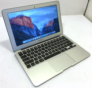 Macbook Air Left Angle