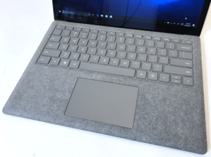 Microsoft Surface Laptop Palmrest