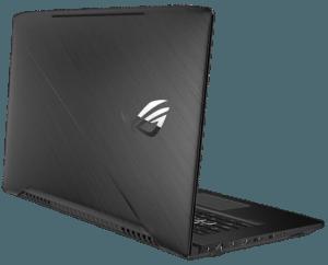 Asus ROG STRIX GL703 Laptop Back Left