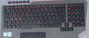 Asus G752 Laptop Keyboard