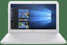 HP Stream 14 white Laptop