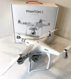 Buy Used DJI Phantom 3 Drone
