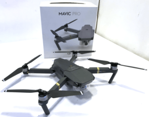 DJI Mavic Pro Drone with Retail Box