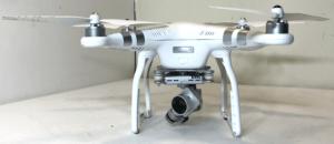 DJI Phantom 3 Drone Front