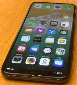 iPhone X Flat