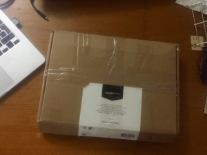 shipping box for laptop