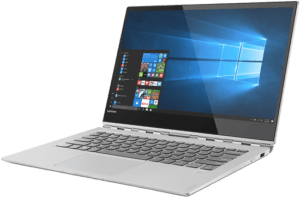 Lenovo Yoga 920 Laptop Right Angle