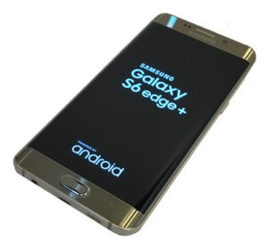 Samsung Galaxy S6 Edge Phone Android