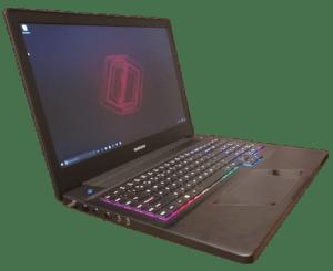 Samsung Odyssey Laptop Left Side