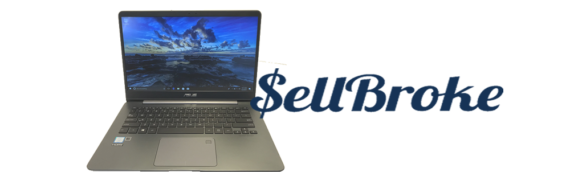 Asus Zenbook UX430 Laptop. 8th gen Intel