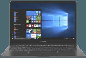 Asus UX331 Laptop Front