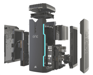 Corsair One Computer Internals