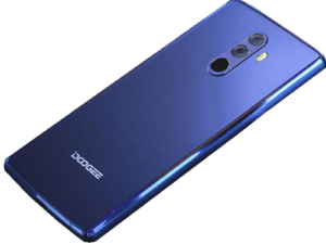 Doogee Mix 2 Phone Back