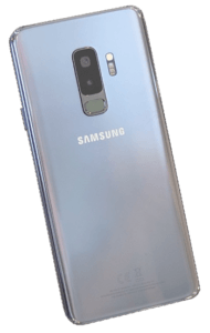 Samsung Galaxy S9 Phone Back