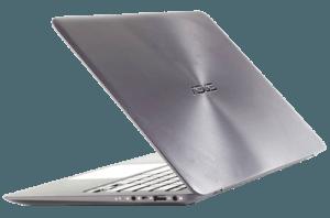 Asus Zenbook UX306 Laptop Back