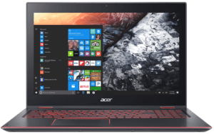Acer Nitro 5 Spin Laptop Front