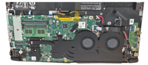 Acer Nitro 5 Spin Laptop Internals