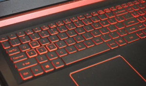 Acer Nitro 5 Spin Laptop Keyboard