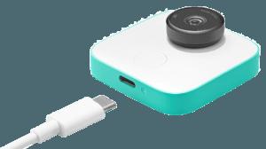Charging Google Clips Camera