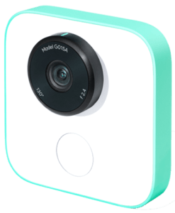 Google Clips Camera Right Angle