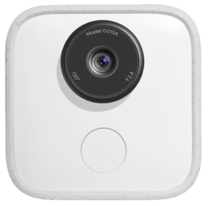 Google Clips Camera White