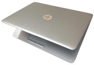 HP Elitebook 840 G3 Laptop From Above