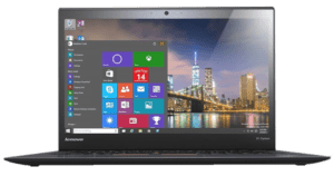 Lenovo X1 Carbon 2016 Laptop Display