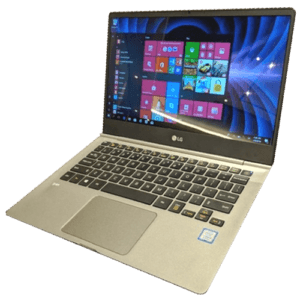 LG Gram Laptop 2018 Right Angle
